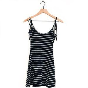 UO • striped mini dress